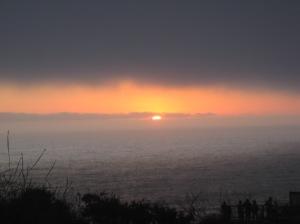 cali-sunset